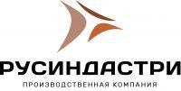 Логотип компании ПК РусИндастри